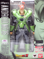 S.H. Figuarts Dragonball Z Android 16 Action Figure