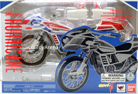 S.H. Figuarts Hurricane Bike Motorcycle Masked Kamen Rider V3 Action Figure