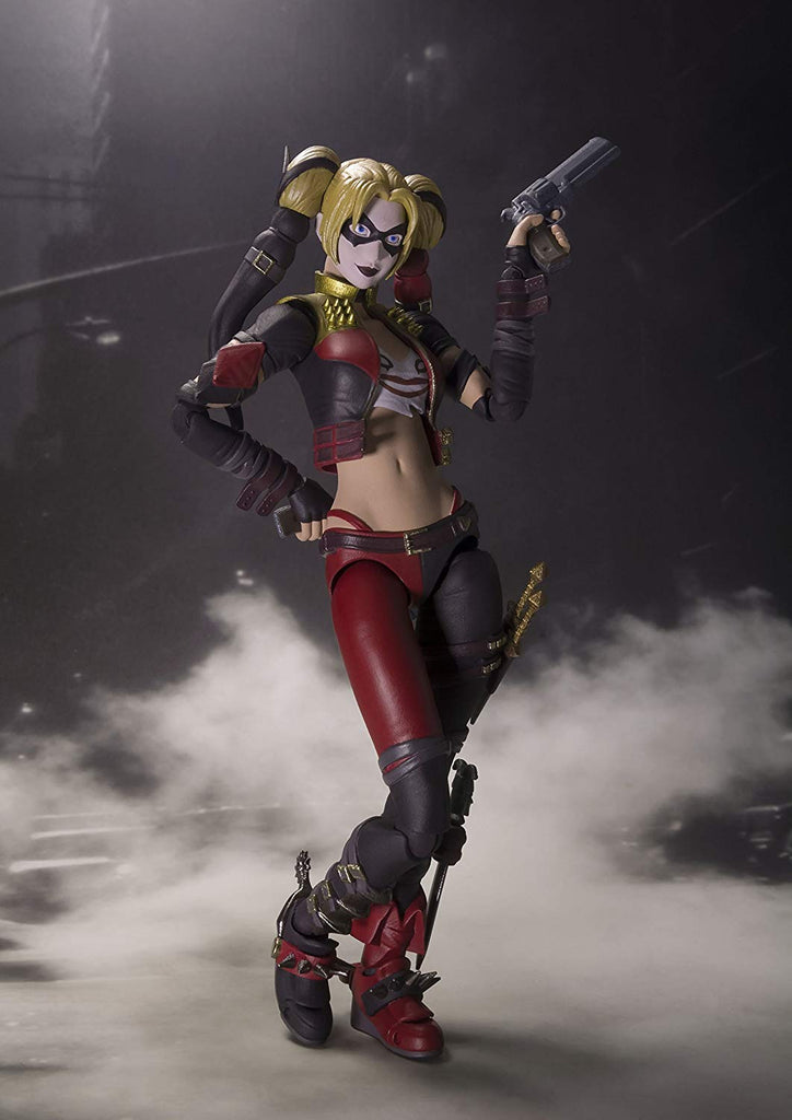 S.H. Figuarts Harley Quinn Injustice Ver Action Figure 1