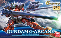 Gundam Reconguista G 1/144 HG #04 G-Arcane Model Kit