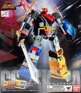 Super Robot Chogokin Space Emperor God Sigma Action Figure