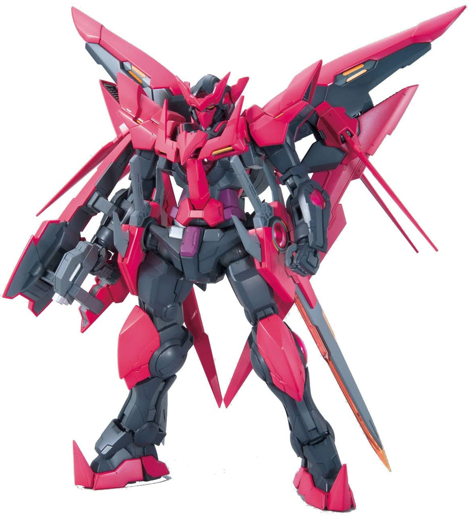 Gundam 1/100 MG Gundam Build Fighters PPGN-001 Gundam Exia Dark Matter Model Kit