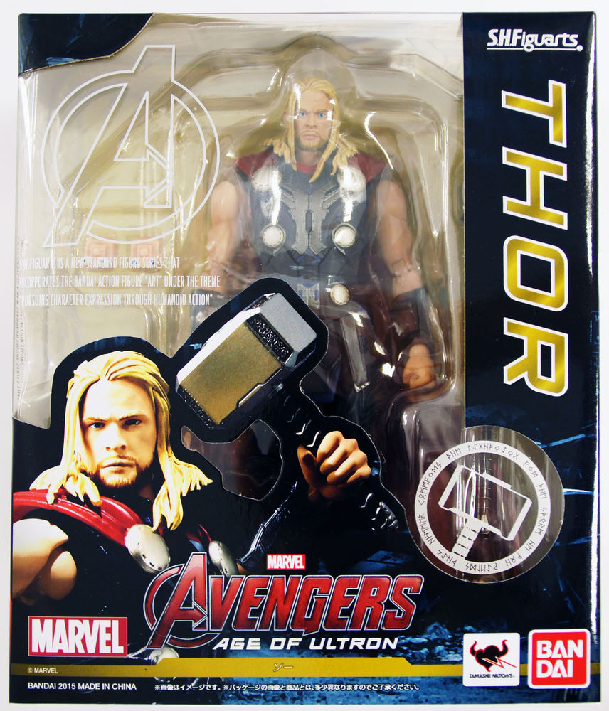 S.H. Figuarts Thor Avengers Age of Ultron Action Figure