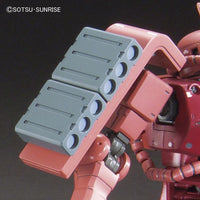 Gundam 1/144 HG #001 The Origin MS-06S Char's Zaku II Model Kit