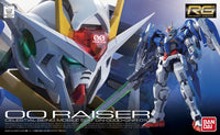 Gundam 1/144 RG #18 GN-0000+GNR-010 00 Raiser Model Kit