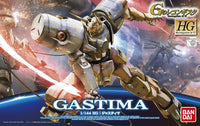 Gundam Reconguista G 1/144 HG #15 Gastima Model Kit