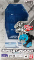 Tamashii Stage Act Combination Clear Blue Stand