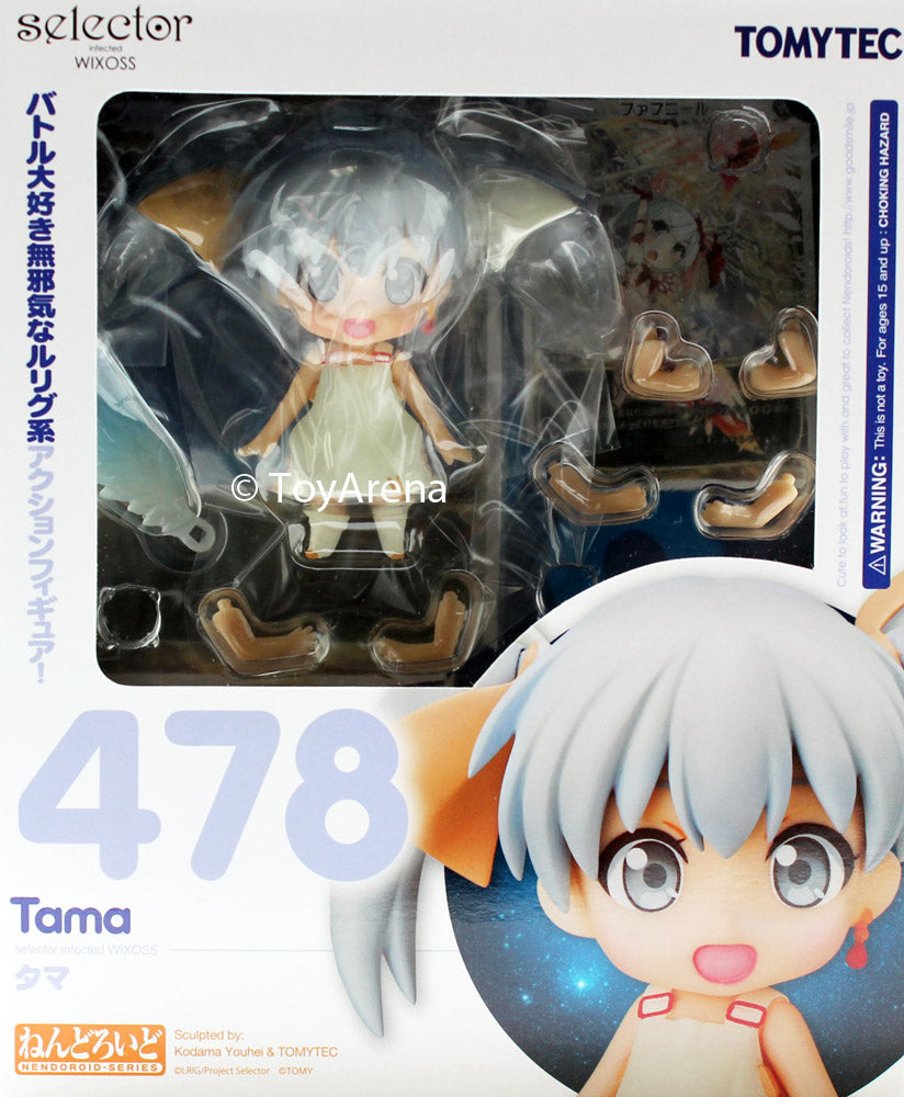 Nendoroid #478 Tama Selector Infected Wixoss