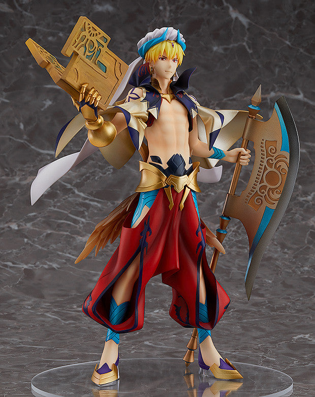 Orange Rouge 1/8 Caster/ Gilgamesh Fate/ Grand Order Scale Statue Figure