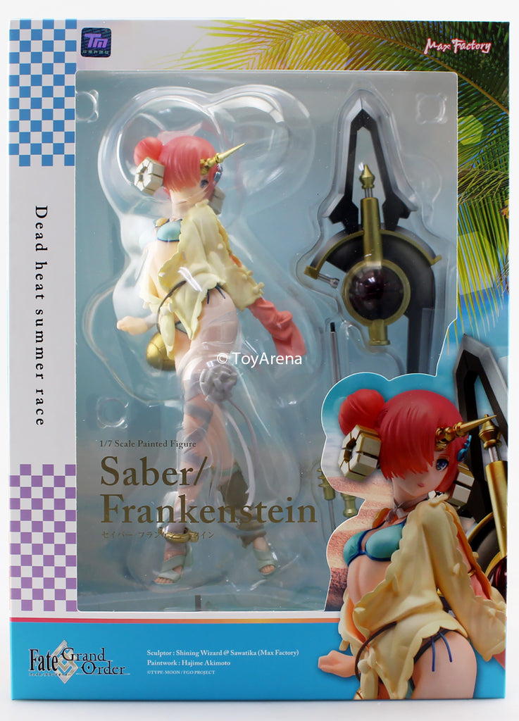 Max Factory 1/8 Fate/ Grand Order Saber / Frankenstein Scale Statue Figure