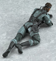 Figma #243 Solid Snake MGS2 Ver Metal Gear Solid 2 Sons of Liberty