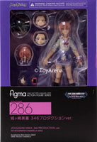 Figma #286 Jougasaki Mika: 346 Production Ver. The IDOLM@STER Cinderella Girls