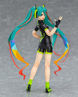 Figma #365 Racing Miku 2016 TeamUKYO Support Ver. Good Smile Racing