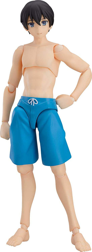 Figma #415 Male Swimsuit Body (Ryo) 1