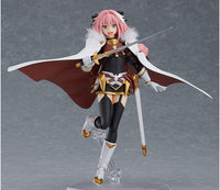 "Figma #423 Astolfo ""Rider of Black"" Fate/Apocrypha Action Figure 6"