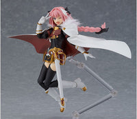 "Figma #423 Astolfo ""Rider of Black"" Fate/Apocrypha Action Figure 5"