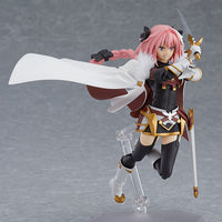 "Figma #423 Astolfo ""Rider of Black"" Fate/Apocrypha Action Figure 3"