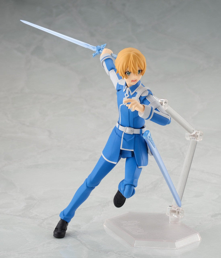 Figma #441 Eugeo Sword Art Online Action Figure 1