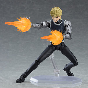 Figma #455 Genos One Punch Man Action Figure 3