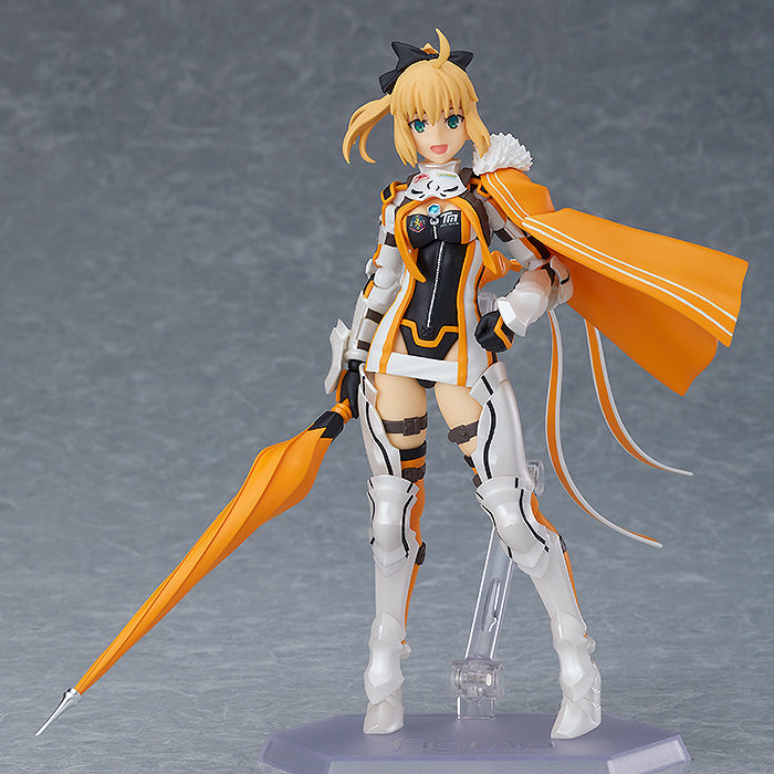 Figma SP-128 Altria Pendragon (Racing Ver.) 3