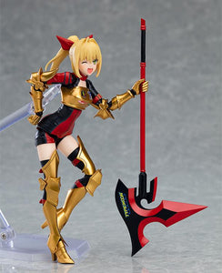 Figma SP-129 Nero Claudius (Racing Ver.)