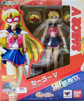 S.H. Figuarts Sailor V Sailor Moon Action Figure