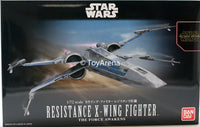 Star Wars 1/12 Scale Resistance X-Wing Fighter Model Kit