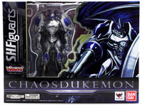 S.H. Figuarts Chaos Dukemon (Gallantmon) Digimon Action Figure