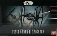 Star Wars 1/72 Scale First Order Tie Fighter Model Kit