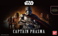 Star Wars 1/12 Scale Captain Phasma Star Wars Episode VII Model Kit