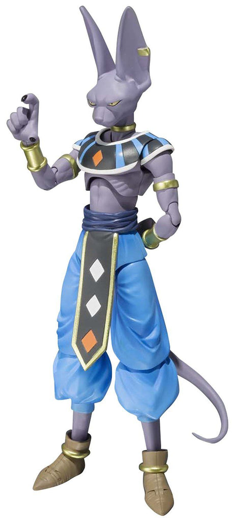 S.H. Figuarts Dragonball Z  Beerus Action Figure