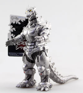 Bandai Godzilla Movie Monster Series 2004 Mechagodzilla Vinyl Figure