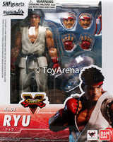 S.H. Figuarts Street Fighter V (5) Ryu Action Figure