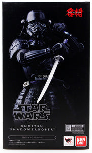 Tamashii Nations Movie Realization Star Wars Onmitsu Shadowtrooper Action Figure