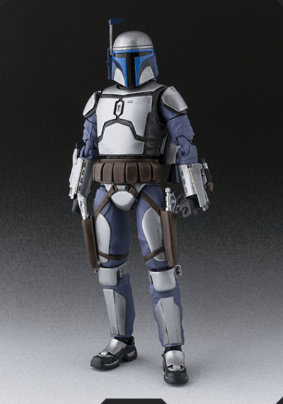S.H. Figuarts Jango Fett Star Wars Episode II Attack Of The Clones