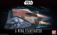 Star Wars 1/72 Scale A-Wing Starfighter Model Kit