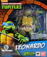 S.H. Figuarts Leonardo Teenage Mutant Ninja Turtles Action Figure