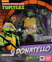 S.H. Figuarts Donatello Teenage Mutant Ninja Turtles Action Figure