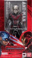 S.H. Figuarts Ant-Man Captain America Civil War Action Figure