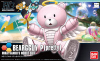 Gundam Build Fighters Try HGBF #048 Beargguy P (Pretty) Mirai Kamiki's Mobile Suit