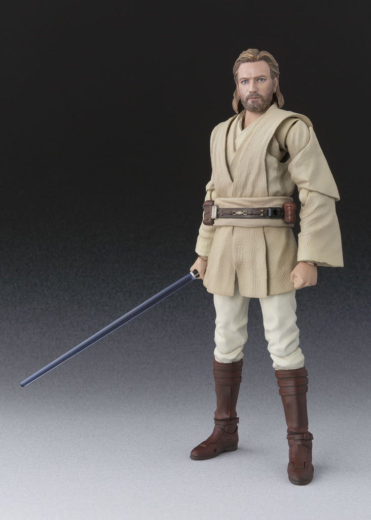S.H. Figuarts Obi-Wan Kenobi Episode 2 Attack of the Clone Ver Star Wars Action Figure