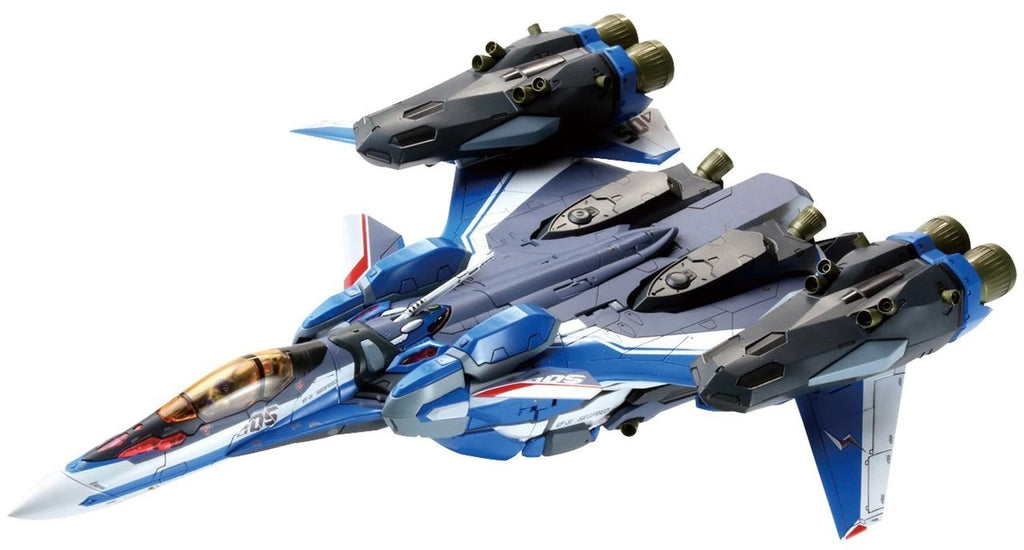 Macross 1/72 #04 Macross Delta VF-31J Super Siegfried Hayate Immelmann Ver. Model Kit