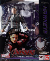 S.H. Figuarts Hawkeye (Clint Barton) Avengers Age of Ultron Action Figure