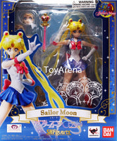 S.H. Figuarts Sailor Moon Pretty Guardian Sailor Moon Crystal Action Figure