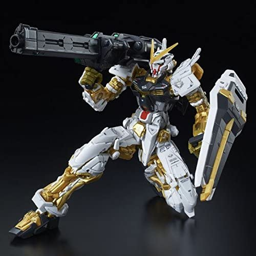 Gundam 1/144 RG Gundam Seed Astray Gundam Astray Gold Frame Exclusive Model Kit