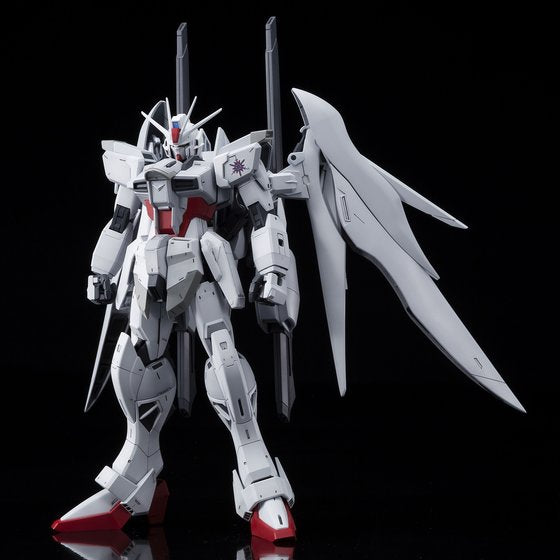 Gundam Seed Astray 1/100 MG Destiny Impulse Gundam Blanche Model Kit Exclusive