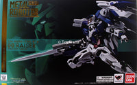 Robot Spirits Damashii Metal 00 Raiser + GN Sword III Gundam 00 Action Figure