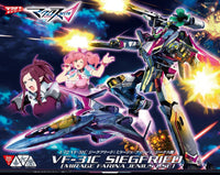 Macross 1/72 #08 Macross Delta VF-31C Siegfried Mirage Farina Janus Ver. Model Kit