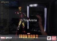 S.H. Figuarts Iron Man Mark VI (6) and Hall of Armor Set Iron Man