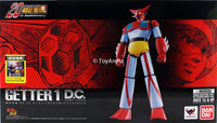 Soul of Chogokin GX-74 Getter 1 D.C. (Dynamic Combo) Action Figure